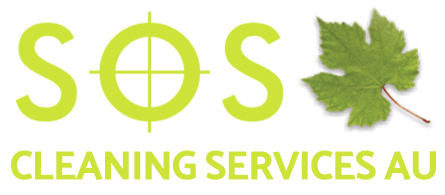 SOS Cleaning Services Canberra Logo